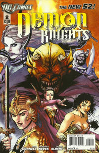 Cover Thumbnail for Demon Knights (DC, 2011 series) #2