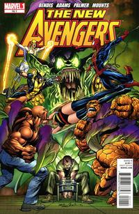 Cover Thumbnail for New Avengers (Marvel, 2010 series) #16.1