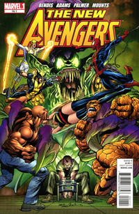 Cover Thumbnail for New Avengers (Marvel, 2010 series) #16.1