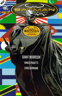 Cover Thumbnail for Batman Incorporated (Panini Deutschland, 2011 series) #1