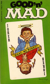 Cover Thumbnail for Good 'n' Mad (New American Library, 1969 series) #P3824