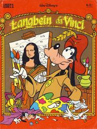 Cover Thumbnail for Langbein album (Hjemmet / Egmont, 1977 series) #1 - Langbein da Vinci