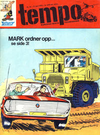 Cover Thumbnail for Tempo (Hjemmet / Egmont, 1966 series) #16/1972