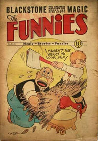 Cover Thumbnail for The Funnies (Dell, 1929 series) #12
