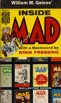 Cover Thumbnail for Inside Mad (Ballantine Books, 1955 series) #265