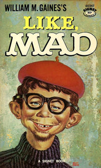 Cover Thumbnail for Like, Mad (New American Library, 1960 series) #D2347
