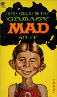 Cover Thumbnail for Greasy Mad Stuff (New American Library, 1963 series) #P3522