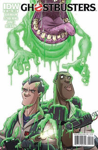 Cover Thumbnail for Ghostbusters (IDW, 2011 series) #2 [Cover A]