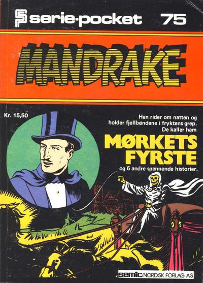 Cover for Serie-pocket (Semic, 1977 series) #75