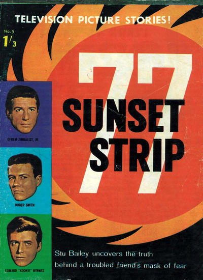 Cover for 77 Sunset Strip (Magazine Management, 1963 series) #9