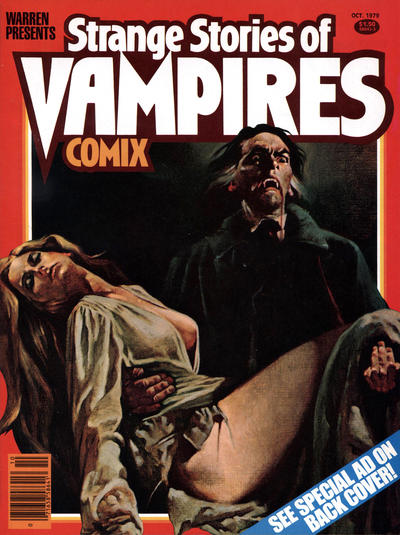 Cover for Warren Presents (Warren, 1979 series) #6
