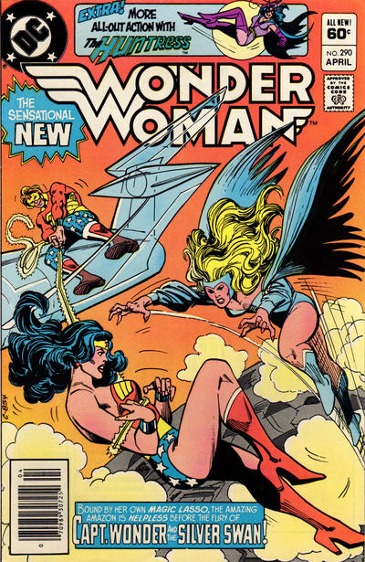 Cover for Wonder Woman (DC, 1942 series) #290 [Direct]
