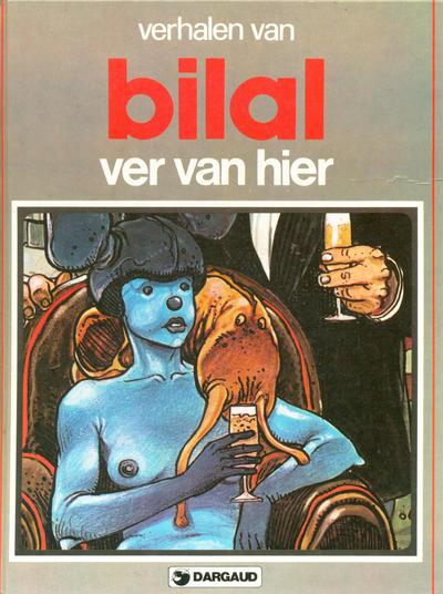 Cover for Ver van hier (Oberon; Dargaud Benelux, 1980 series) #2
