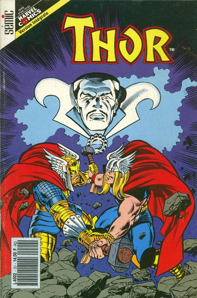 Cover for Thor (Semic S.A., 1989 series) #20