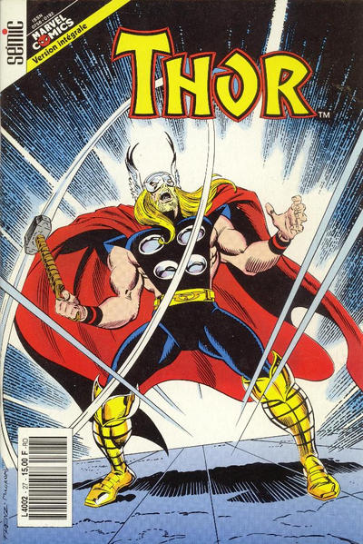 Cover for Thor (Semic S.A., 1989 series) #27