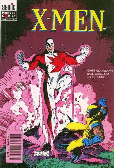Cover for X-Men Saga (Semic S.A., 1990 series) #6