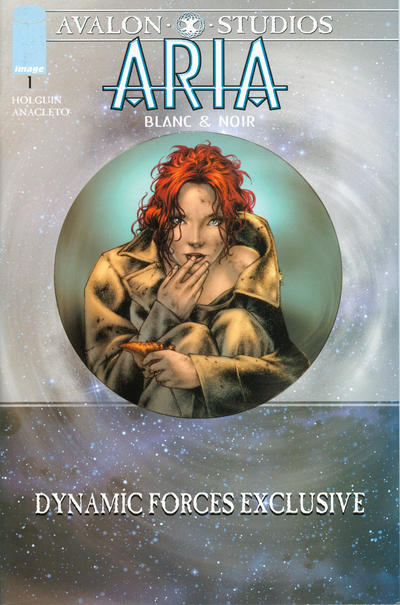 Cover for Aria Blanc & Noir (Image, 1999 series) #1