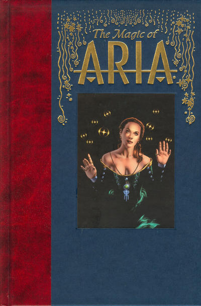 Cover for Aria: The Magic of Aria (Image, 2000 series)