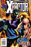 Cover Thumbnail for X-Factor (1986 series) #113 [Newsstand Edition]
