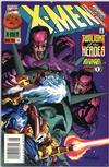Cover Thumbnail for X-Men (1991 series) #55 [Newsstand Edition]