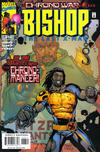 Cover for Bishop: The Last X-Man (Marvel, 1999 series) #13 [Direct Edition]