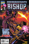 Cover for Bishop: The Last X-Man (Marvel, 1999 series) #15 [Direct Edition]