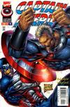 Cover for Captain America (Marvel, 1996 series) #4 [Newsstand Edition]