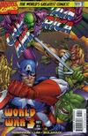 Cover for Captain America (Marvel, 1996 series) #13 [Direct Edition]