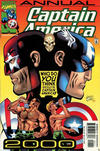 Cover for Captain America 2000 (Marvel, 2000 series)