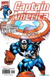 Cover for Captain America (Marvel, 1998 series) #9 [Direct Edition]
