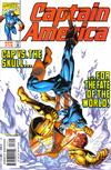 Cover for Captain America (Marvel, 1998 series) #16 [Direct Edition]