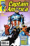 Cover for Captain America (Marvel, 1998 series) #17 [Direct Edition]