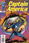Cover for Captain America (Marvel, 1998 series) #21 [Direct Edition]