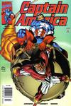 Cover for Captain America (Marvel, 1998 series) #27 [Newsstand]
