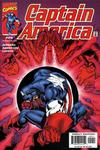 Cover for Captain America (Marvel, 1998 series) #29 [Direct Edition]