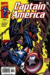 Cover for Captain America (Marvel, 1998 series) #30 [Direct Edition]