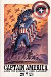 Cover for Captain America (Marvel, 2002 series) #1 [Direct Edition]
