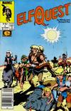 Cover for ElfQuest (Marvel, 1985 series) #2