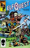 Cover for ElfQuest (Marvel, 1985 series) #3