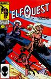 Cover for ElfQuest (Marvel, 1985 series) #5