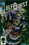 Cover for ElfQuest (Marvel, 1985 series) #6