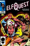 Cover for ElfQuest (Marvel, 1985 series) #9