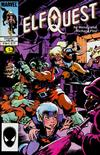 Cover for ElfQuest (Marvel, 1985 series) #11