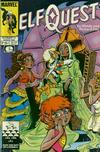 Cover for ElfQuest (Marvel, 1985 series) #13
