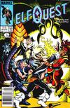Cover for ElfQuest (Marvel, 1985 series) #20