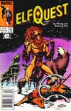 Cover for ElfQuest (Marvel, 1985 series) #21 [Newsstand]