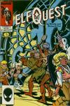 Cover for ElfQuest (Marvel, 1985 series) #22