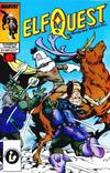 Cover for ElfQuest (Marvel, 1985 series) #25