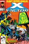 Cover Thumbnail for X-Factor Annual (1986 series) #2 [Direct]