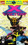 Cover for X-Factor Annual (Marvel, 1986 series) #6 [Direct]